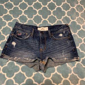 Hollister shorts never worn